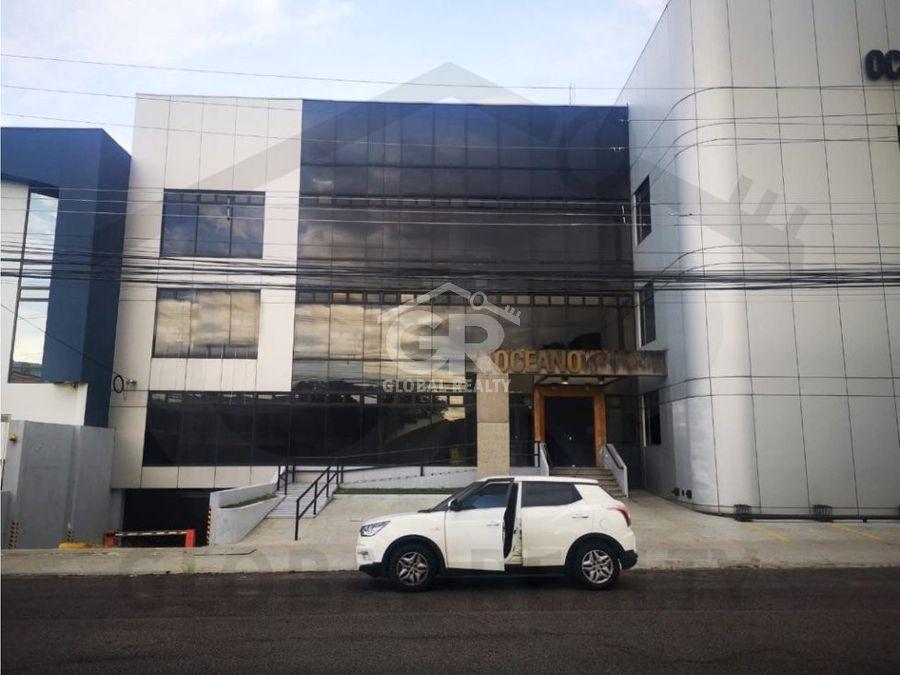 venta de edificio comercial en mata redonda san josecr 1538