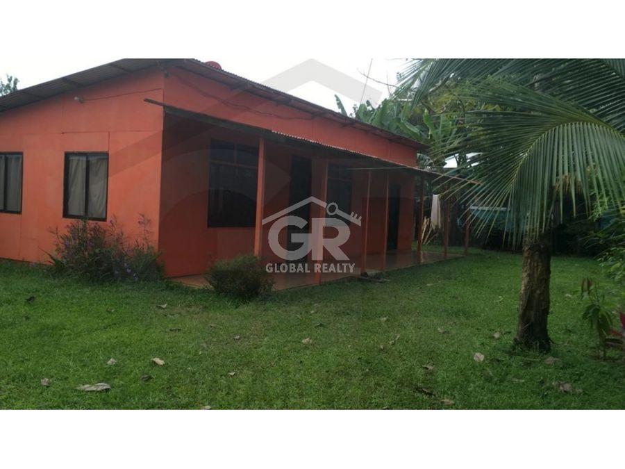 venta de casa residencial en la fortuna alajuelacr1436