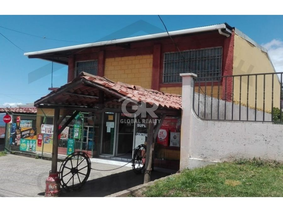 venta de local comercial en llano grande los angeles cartagocr1139