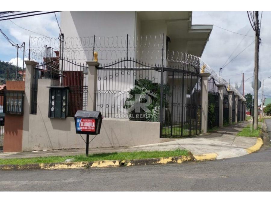alquiler de apartamento en curridabat san jose costa rica