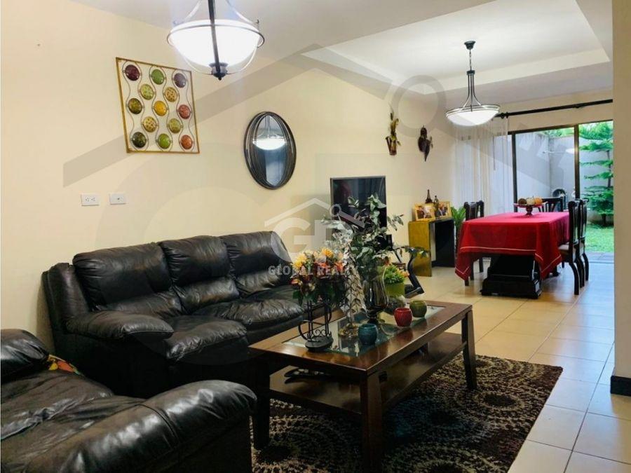 casa en venta ubicada en concepcion de tres rios la union 2176