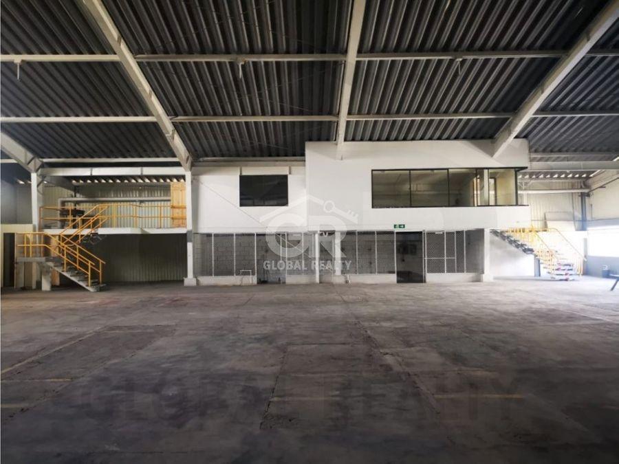 venta de amplia bodega industrial en tejar cartago costa rica 2153