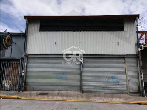 alquiler de bodega comercial en avenida 10 san jose costa rica 2089