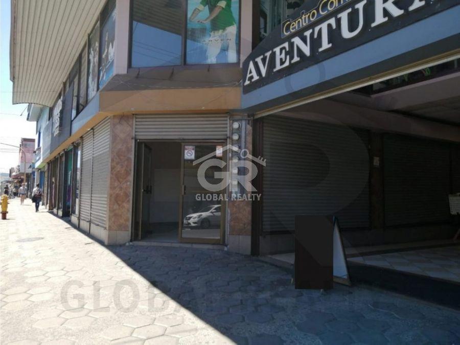 alquiler de local comercia en avenida del comercio en cartagocr 2005