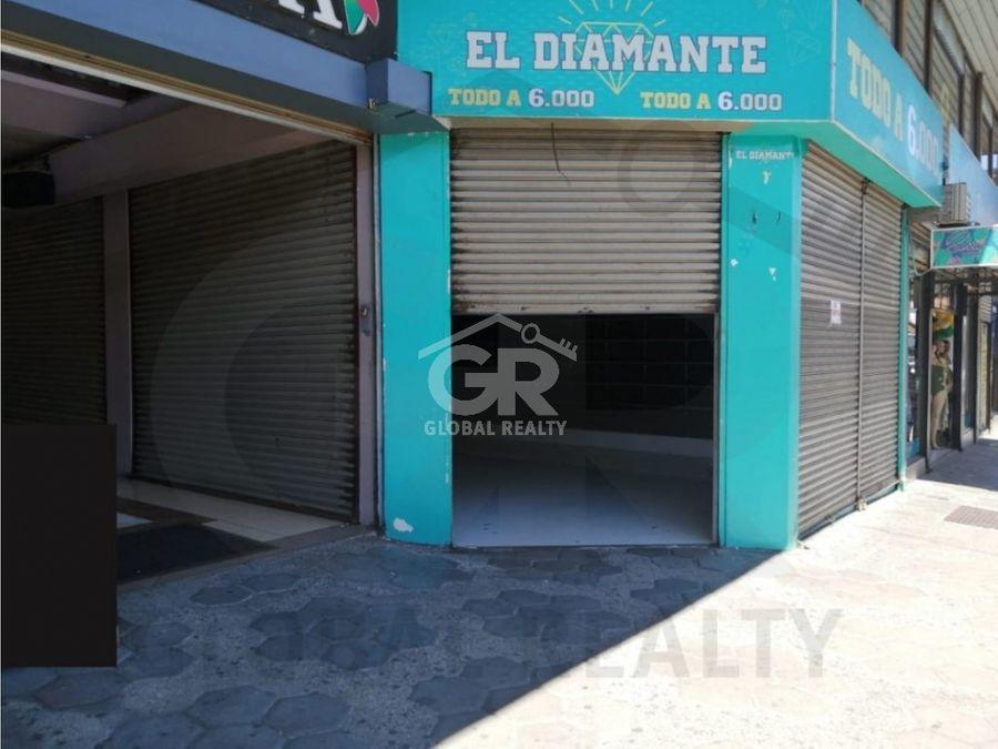 alquiler de local comercia en avenida del comercio en cartagocr 2006