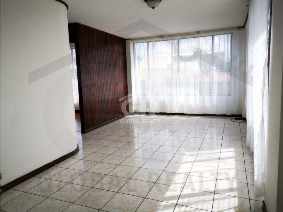 alquiler de apartamento en residencial san pedro san josecr1889