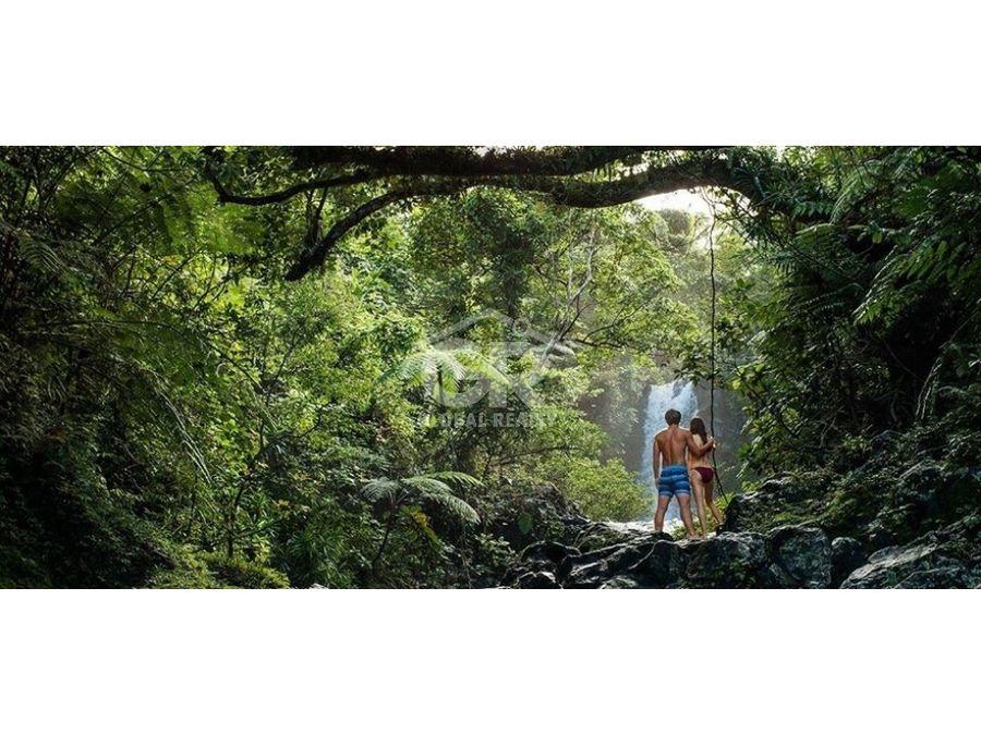 venta de terreno en proyecto ecologico en parrita san josecr 1656