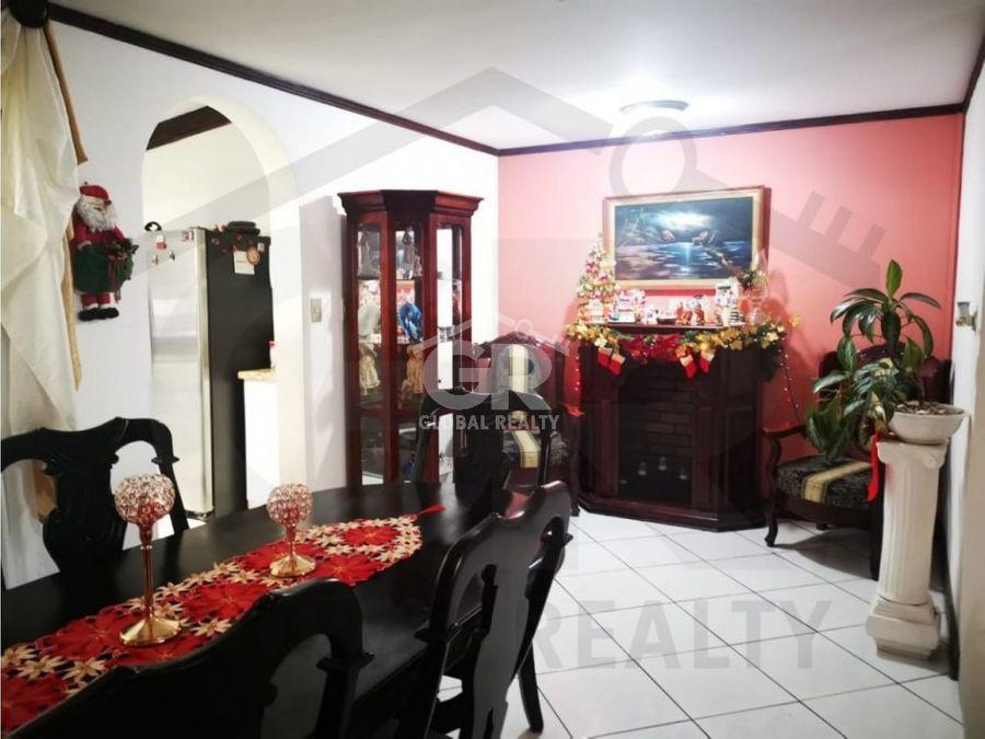 venta de casa en residencia en san antonio san jose costa rica 2099