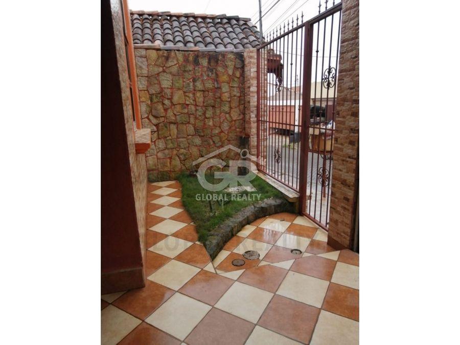 venta de casa en residencial vista real san rafael cartagocr 1816