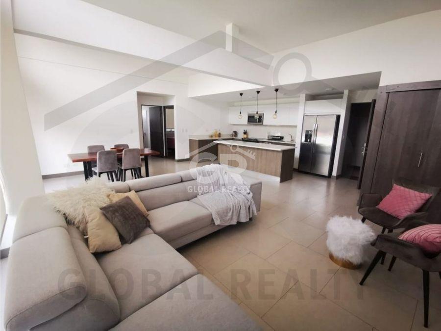 apartamento en alquiler full amueblado en san jose costa rica 2160