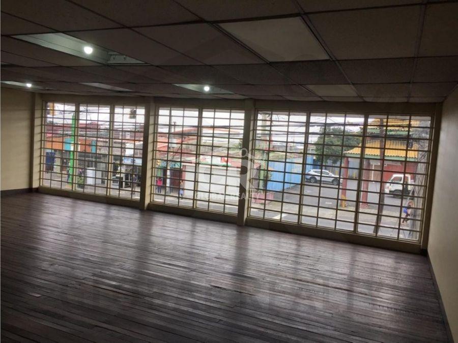 alquiler de local comercial en guadalupe centro san josecr 1766
