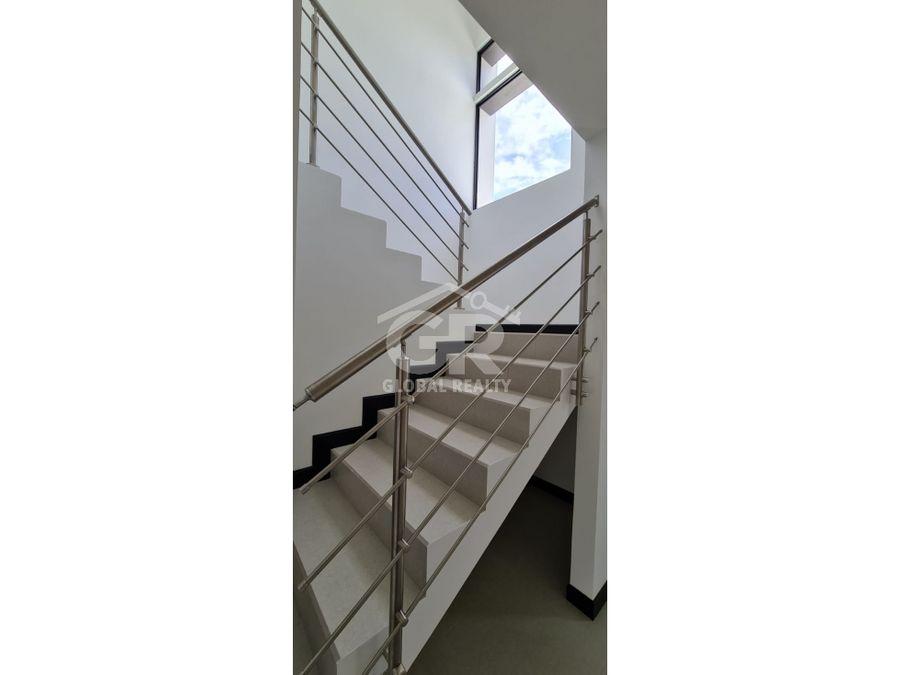casa estilo contemporaneo totalmente nueva en san juan de tres rios