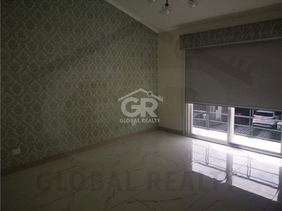 alquiler de casa en condominio en santa ana san josecr 2067