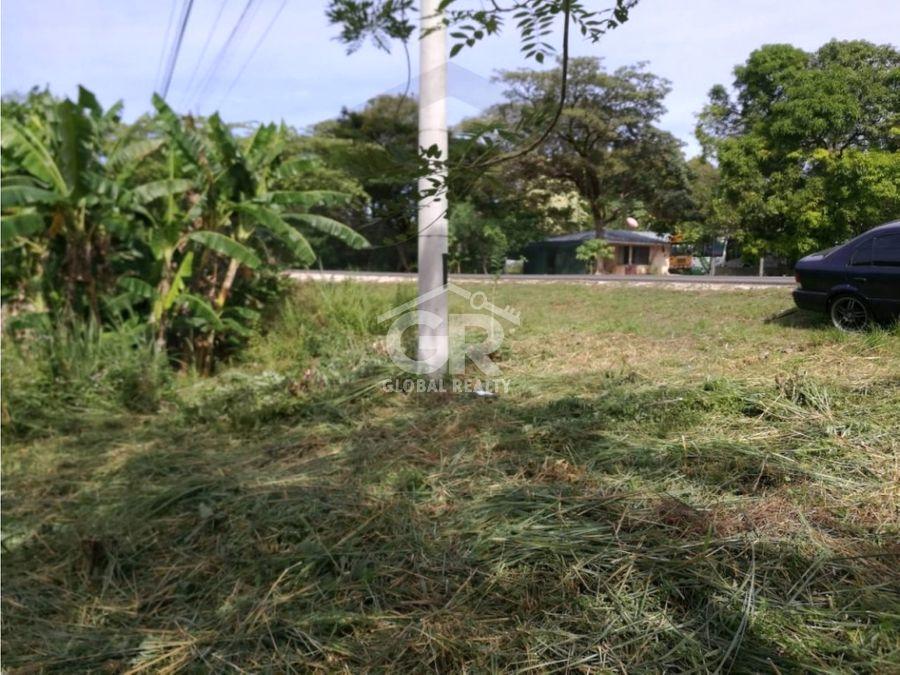 venta de lote en guanacaste nicoya santa cruz costa rica 1980