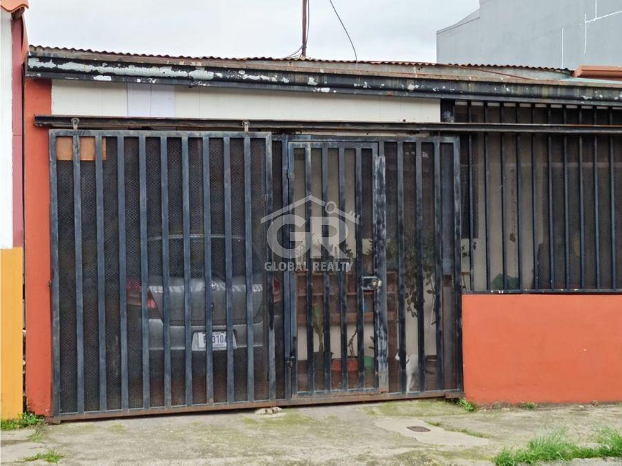 en venta casa residencial villas de ayarco la union cartago