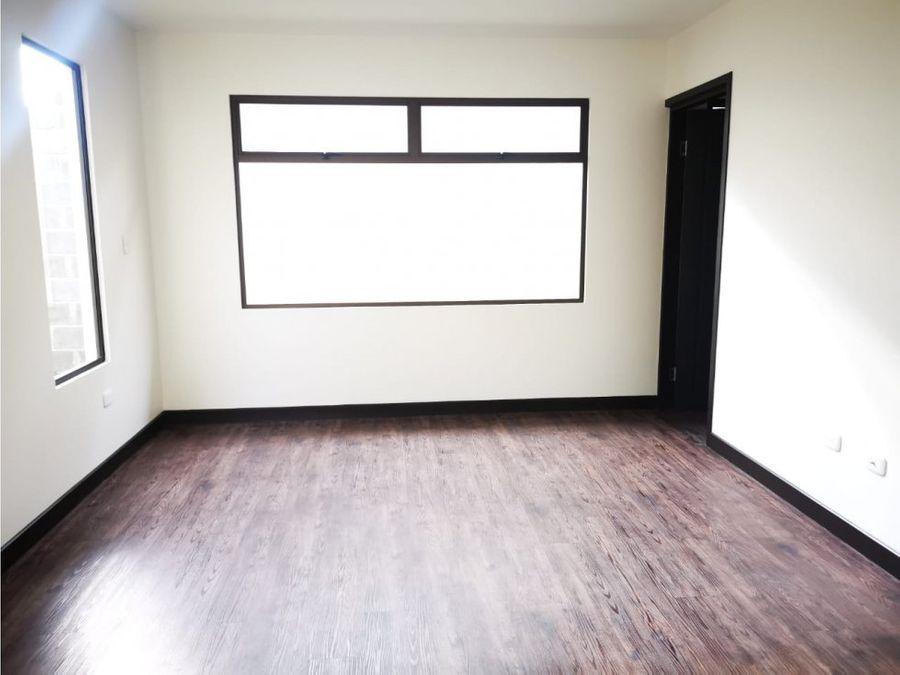 en venta casa en condominio nueva para estrenar