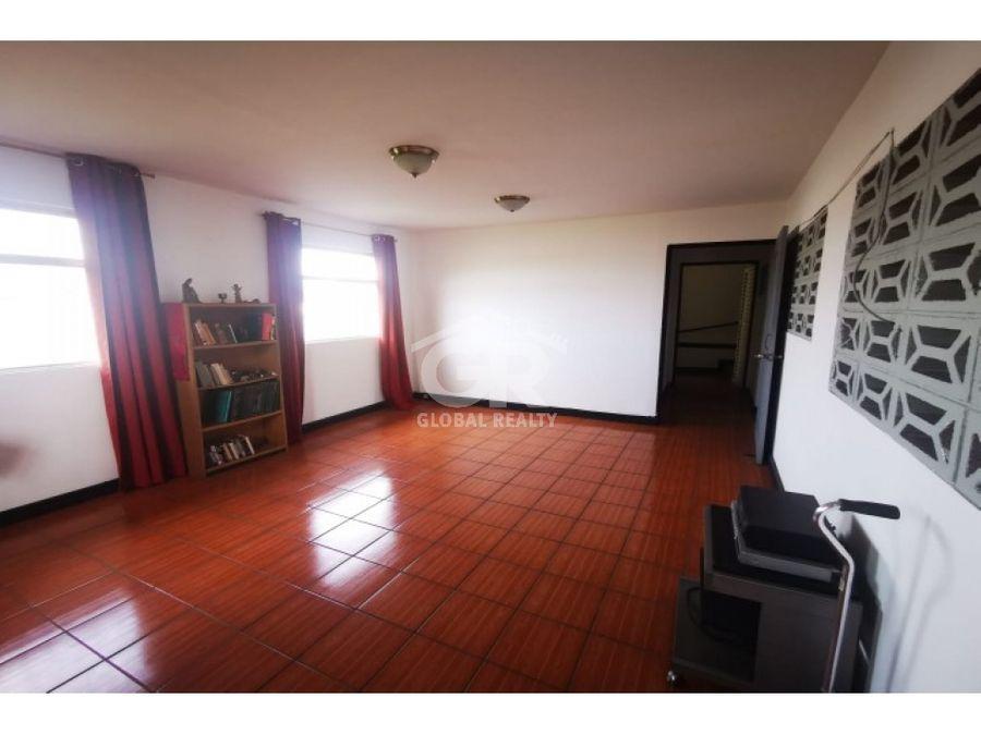 venta de casa en residencial en san francisco san jose costa rica