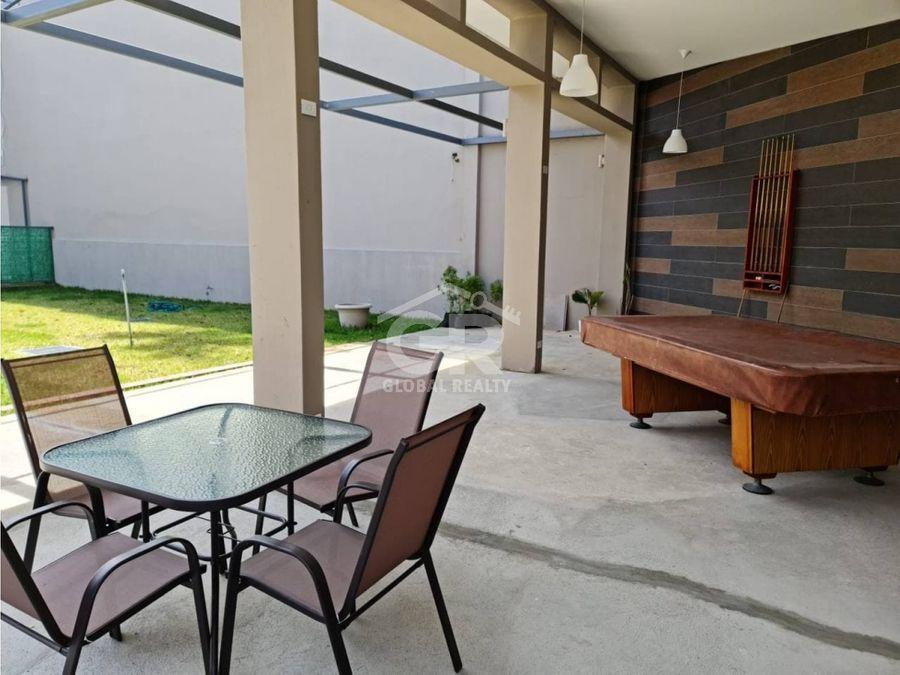 apartamento en venta en punto cedros cedros de sabanilla san jose