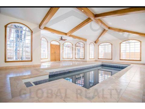 venta de hermosa casa residencial pozos santa ana 2190