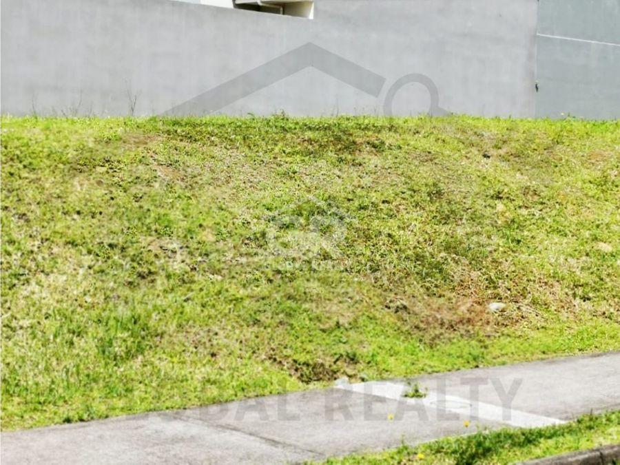 venta de lote en condominio rialto sabanilla san josecr 1544