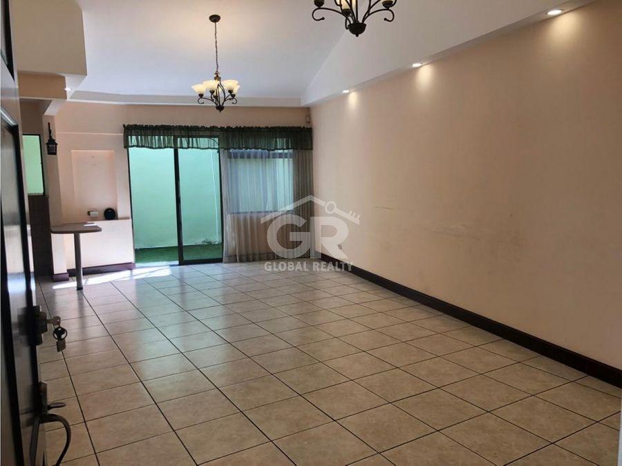 venta de casa residencial en tres rios cartago