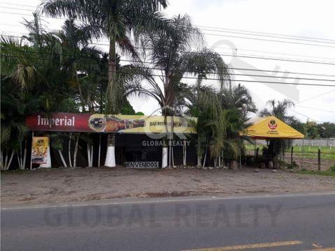 venta de local comercial guapiles pinos centro 2182