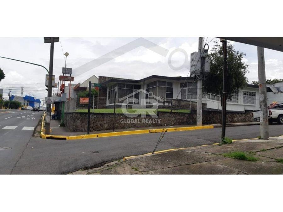 en venta casa comercial en san francisco san jose costa rica 2157