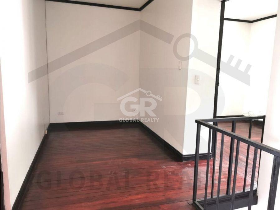 alquiler de apartamento en colina san francisco 2130