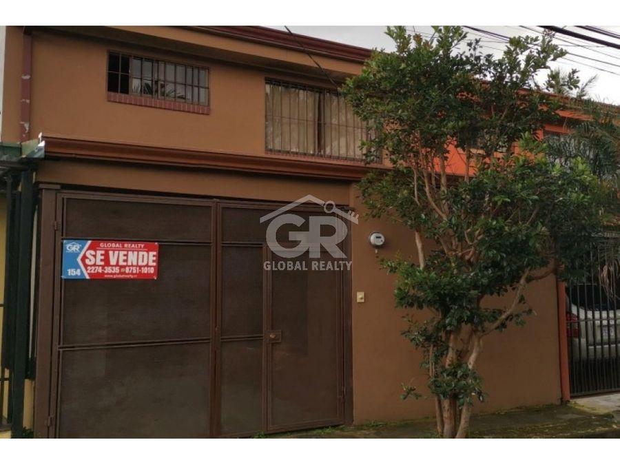 venta de casa en residencia en lomas del sol san jose costa rica