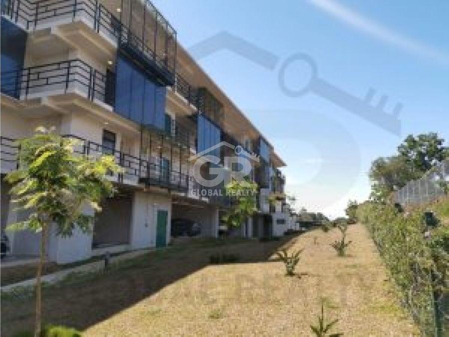 alquiler de apartamento en condominio en san rafael san josecr 2062