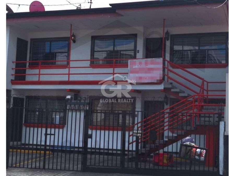 alquiler de apartamento residencial en curridabat san josecr 1279