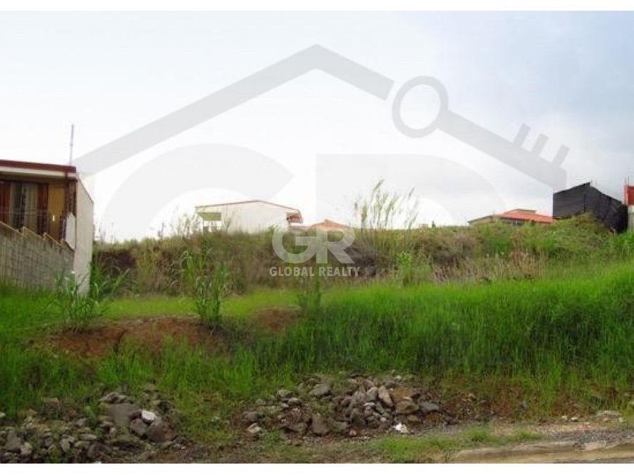 venta de lote residencial en curridabat san josecr 1134