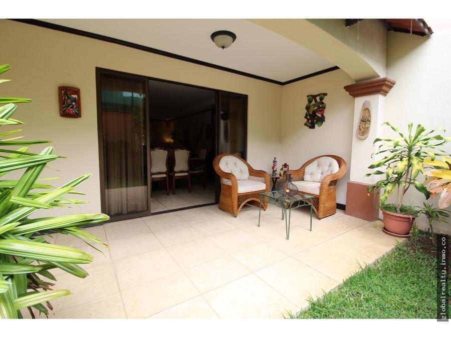 hermosa casa espaciosa en condominio en rio segundo de alajuela