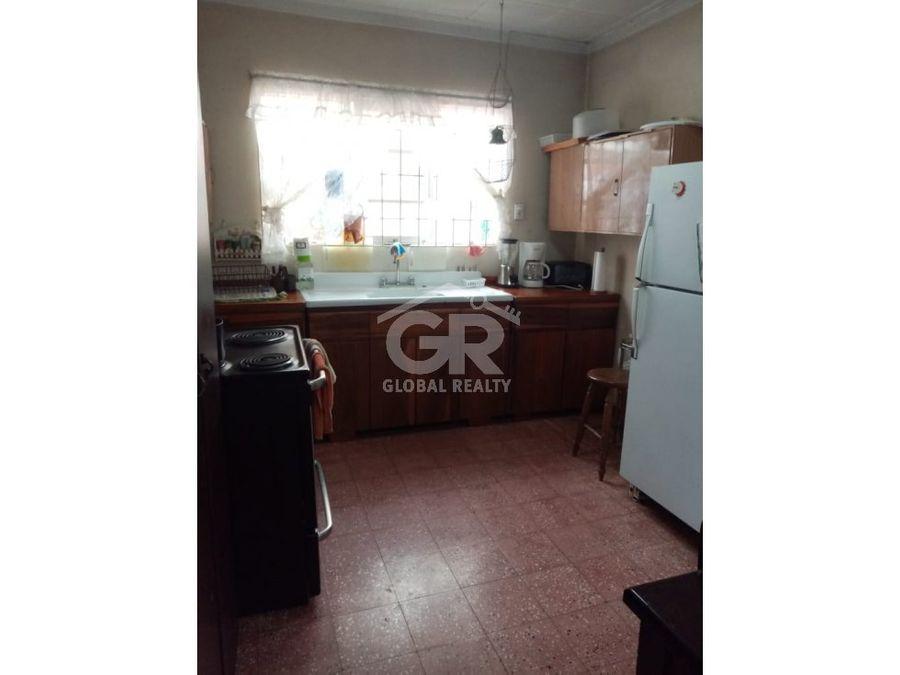 en venta casa residencial de una planta san francisco de dos rios