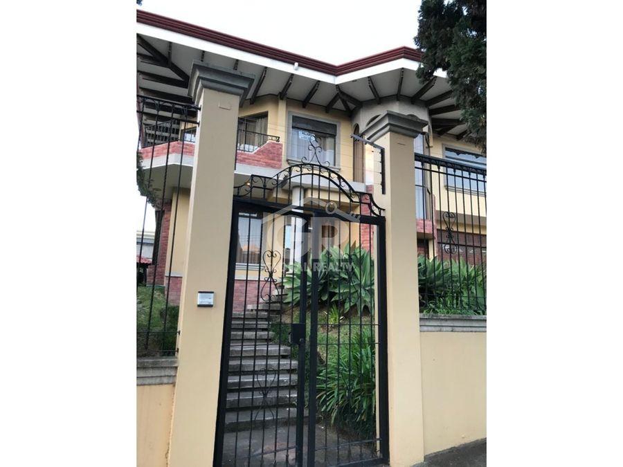 casa en venta en residencial altamonte curridabat