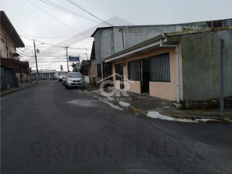 venta de casa comercial en patalillo san josecr 1696