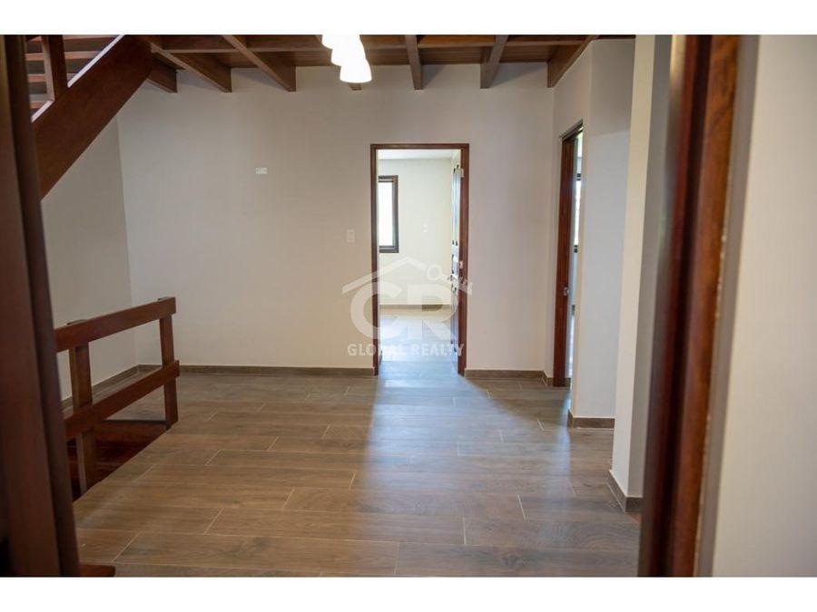 casa en condominio ubicada en san pedro montes de oca