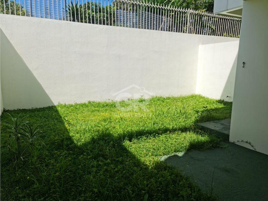 en alquiler casa residencial o comercial curridabat el prado
