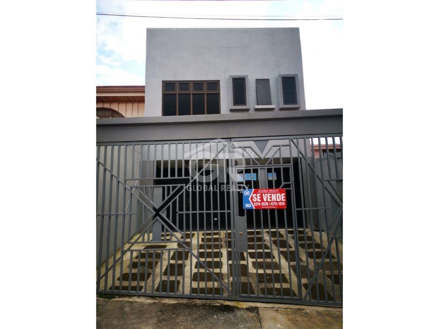en venta nueva y elegante casa en villas de ayarco 2193