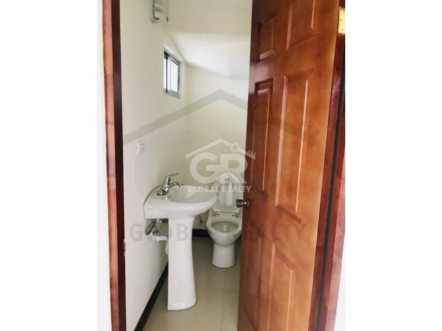 venta de casa en condominio en san rafael san josecr 1630
