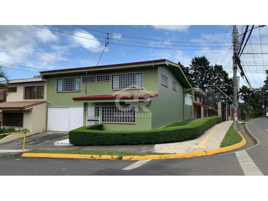 en venta casa residencial guayabos curridabat costa rica