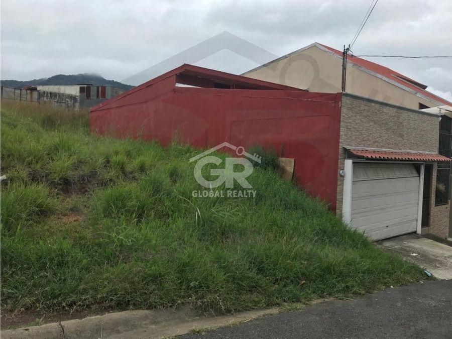 venta de lote residencial la union paso real cartago costa rica 2039