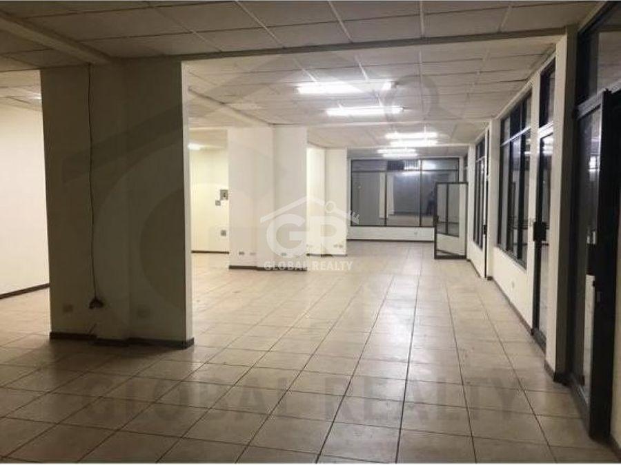 alquiler de local comercial en primera planta cartago centrocr 1300