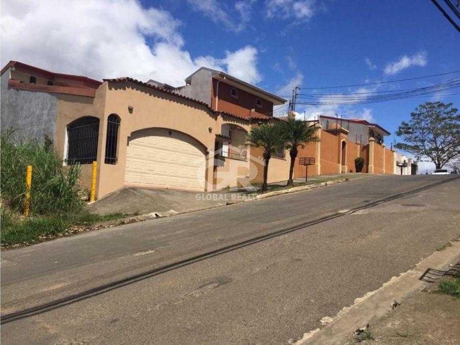 venta de lote en residencial la itaba curridabat san josecr 1031