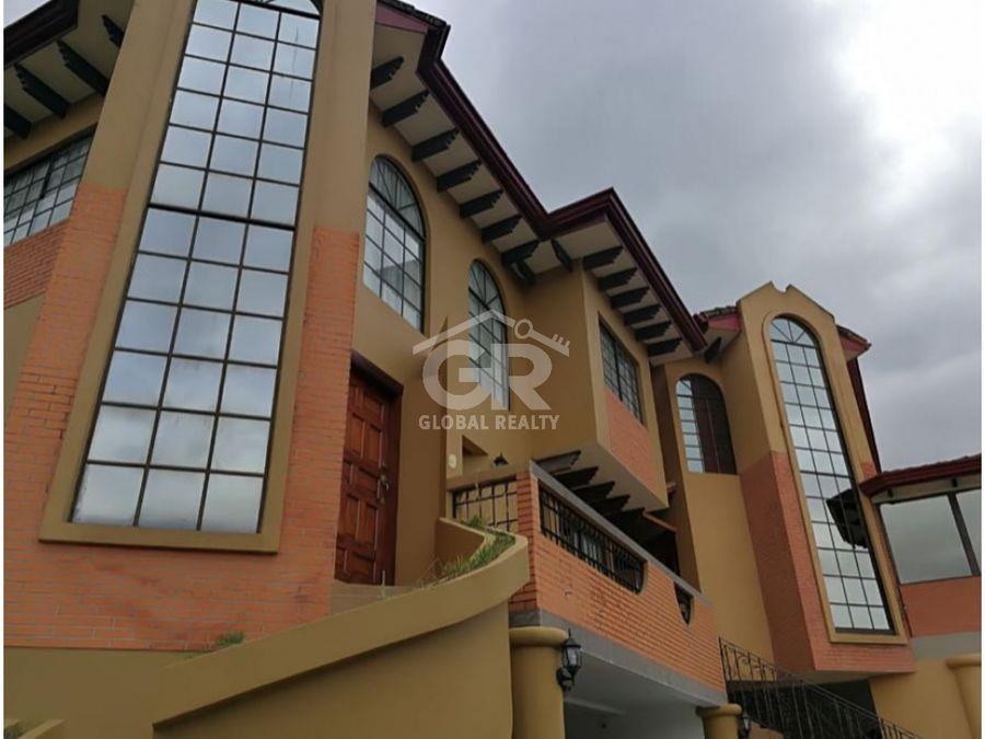 casa en condominio ubicada en granadilla de curridabat altamonte