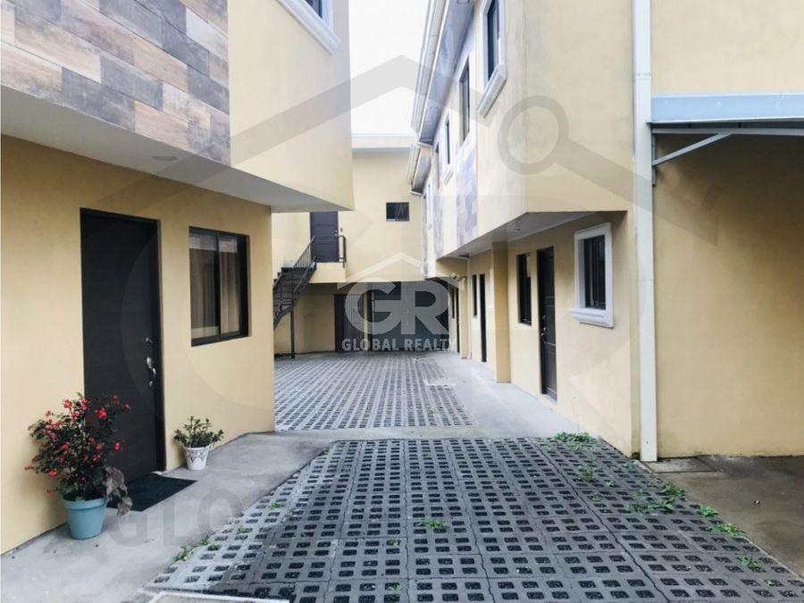 venta de apartamento en ayarco curridabat san josecr 1402