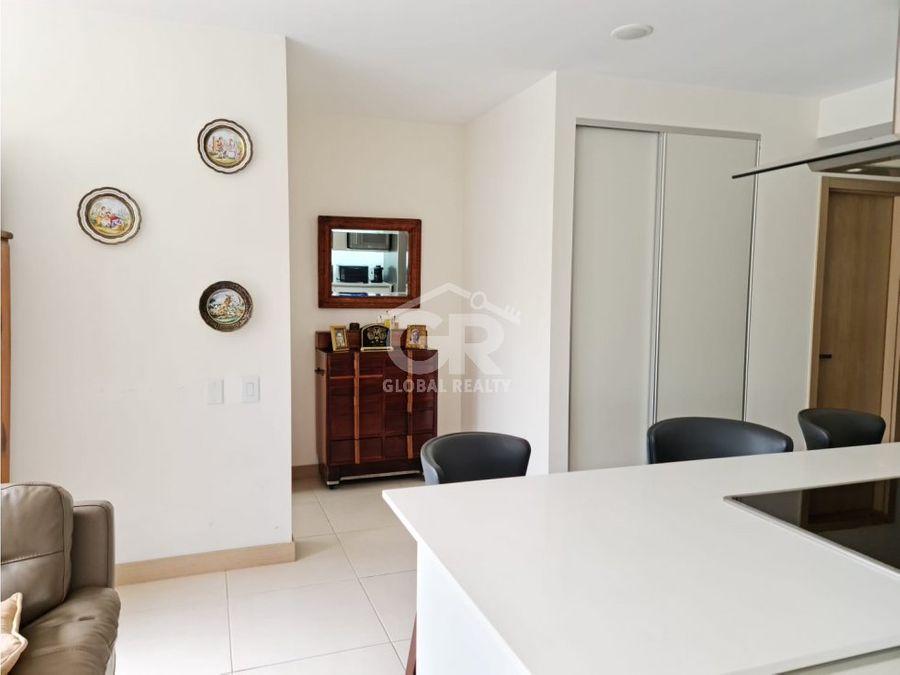 en venta apartamento en condominio natu san pedro sabanilla