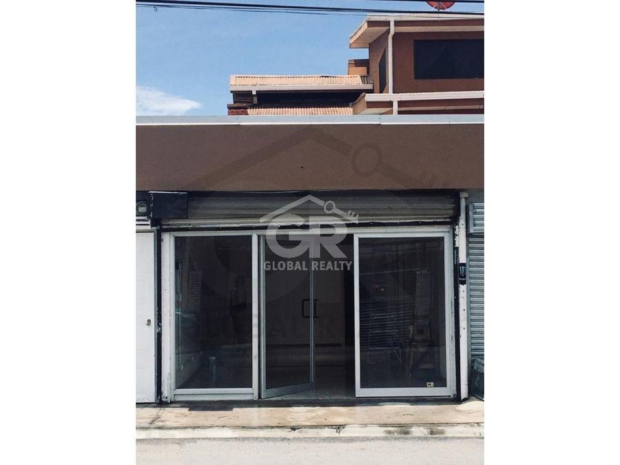 alquiler de local comercial en cartago centro oriental 2134