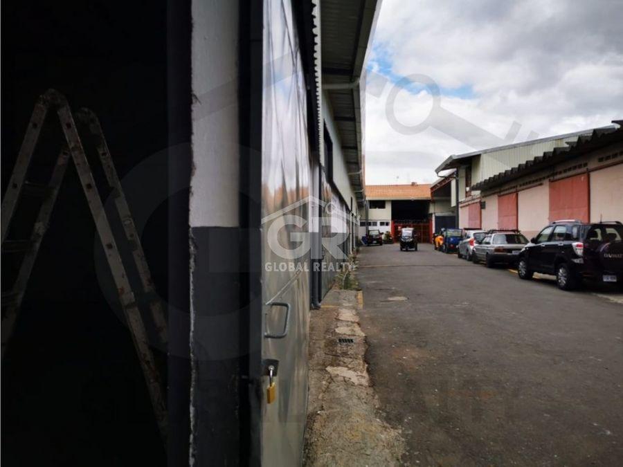 alquiler de bodega comercial san francisco dos rios costa rica 2012