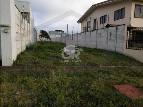 venta de lote en residencial tierras del este paraiso cartagocr1898